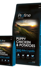 SUPER PREMIUM QUALITY PUPPY CHICKEN & POTATOES