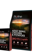 PROFINE ADULT SMALL CHICKEN & POTATOES 10 kg