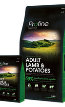 PROFINE ADULT MEDIUM LAMB & POTATOES 15 kg