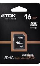 Card Memory TDK SD CARD 16GB CLASS 10
